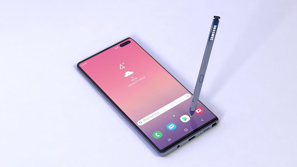 Названа важная особенность Samsung Galaxy Note10
