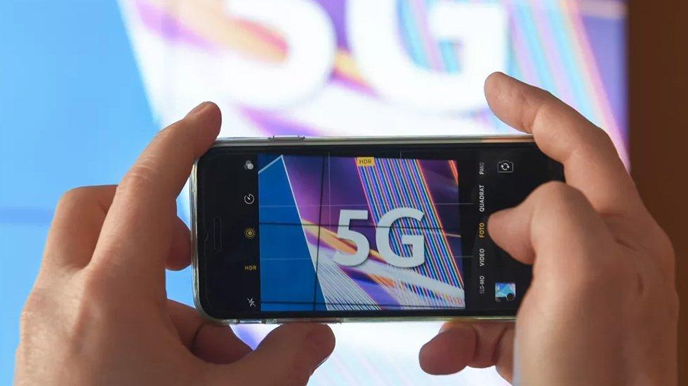 5G-смартфоны станут недорогими