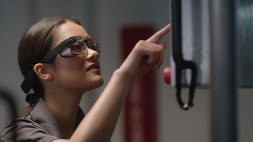 Google Glass Enterprise Edition 2— новые очки дополненной реальности Google