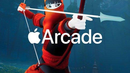 Apple может присвоить себе термин «аркада» из-за сервиса Apple Arcade