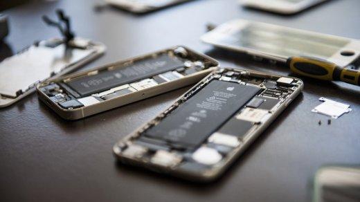 Apple призывает клиентов неремонтировать iPhone самим