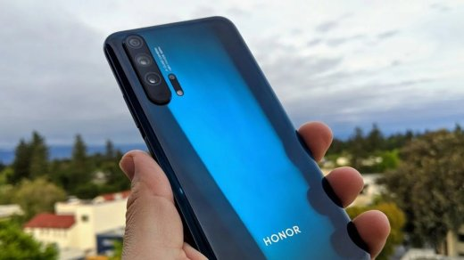 Honor20 Pro получит камеру с«безумными» характеристиками