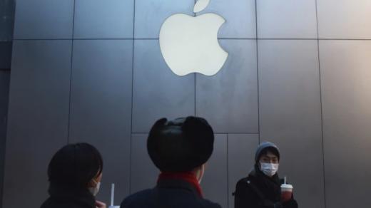 Китайцы массово бойкотируют iPhone из-за торговой войны сСША