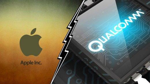 Названа плата Apple замир сQualcomm