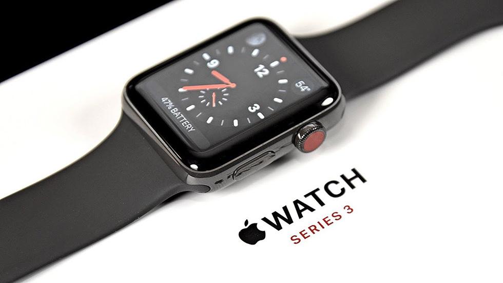 Невиданная щедрость. Apple разрешила сервисным центрам менять Apple Watch Series 2на Series 3