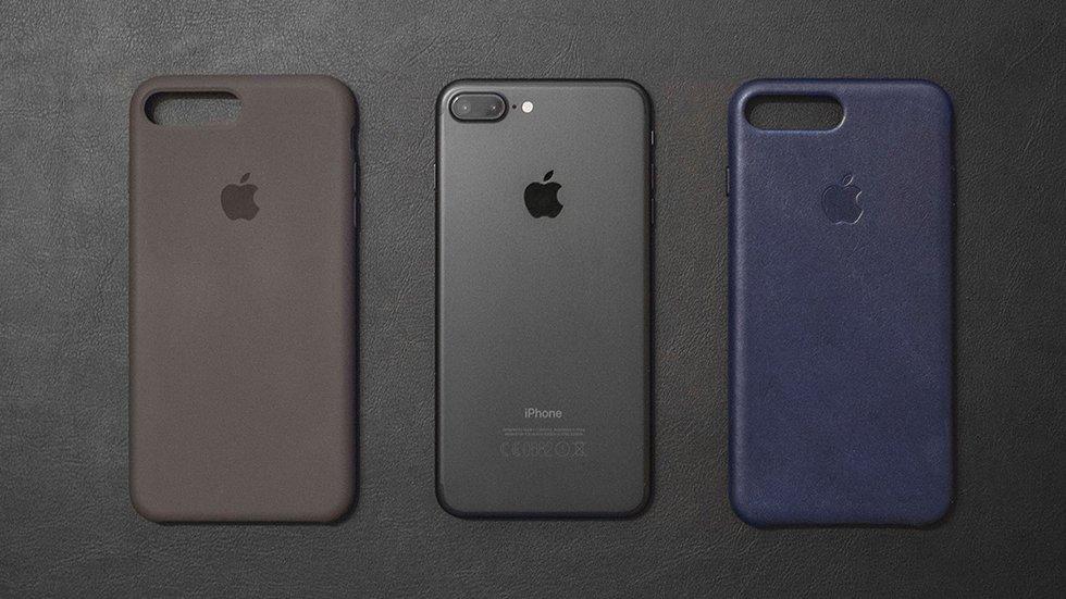 Официальные чехлы для iPhone наконец стали продаваться повменяемым ценам