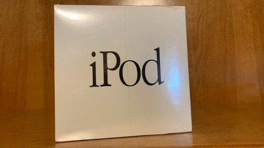Первый iPod вупаковке продают за1,3 миллиона рублей наeBay