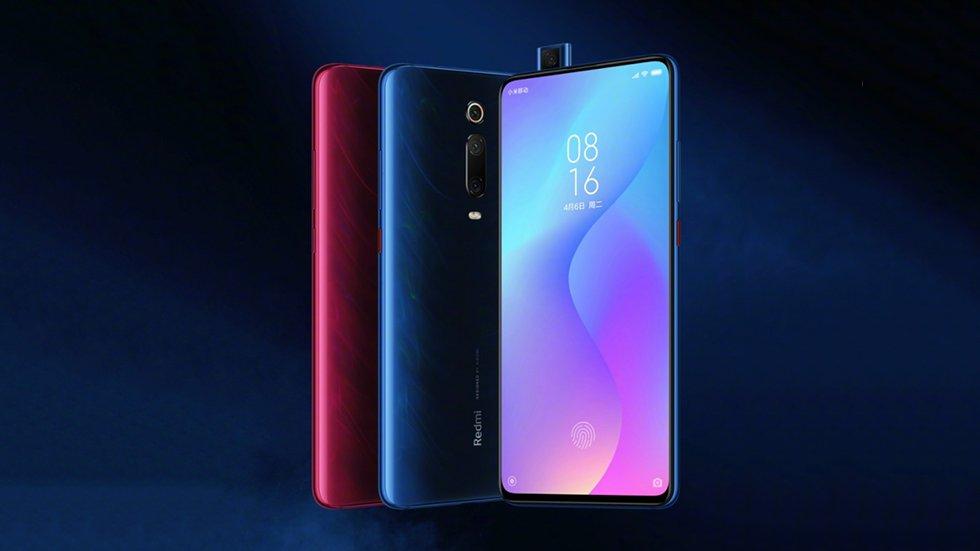 Стекло на задней поверхности корпуса смартфона имеет градиентную текстуру.