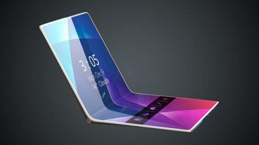 Складной смартфон Sony Xperia Fсподдержкой 5Gнаходится вразработке