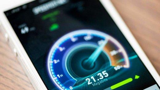 Скорость российских 4G-сетей признана отсталой