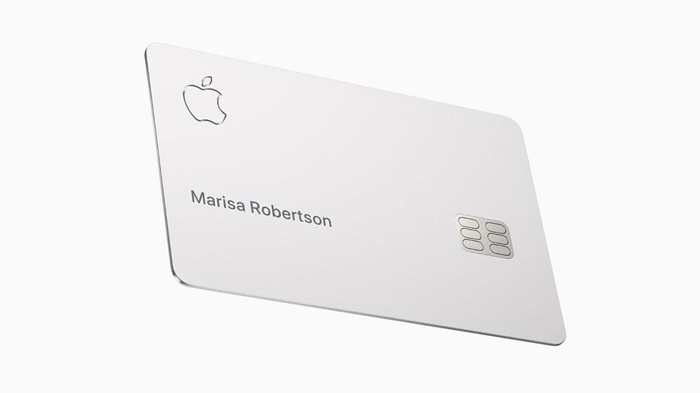 Кредитную карту Apple Card первым придумал Стив Джобс