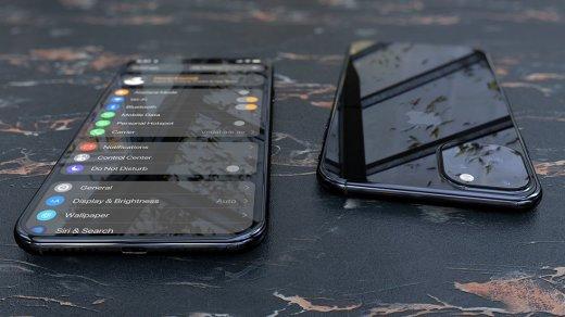 iPhone 11иiPhone 11Max лишатся 3DTouch