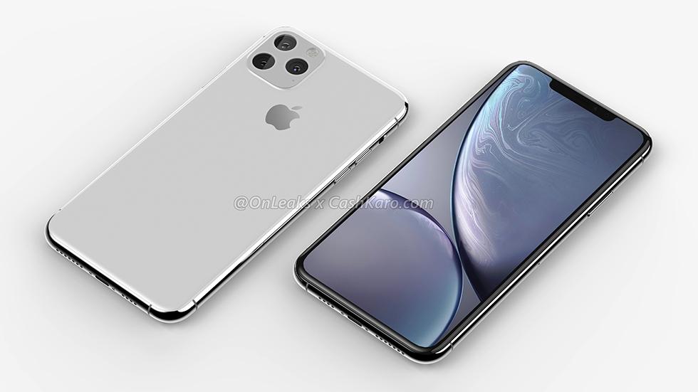 Дизайн iPhone XI и iPhone XIR окончательно подтвержден