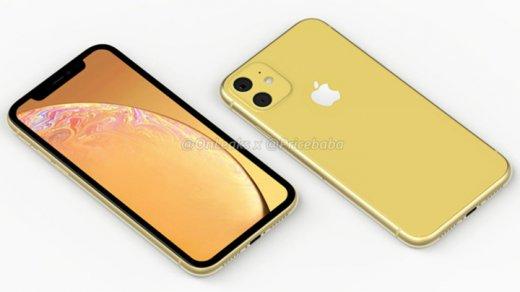 iPhone XR2019 показался наизображении. Дизайн вам непонравится