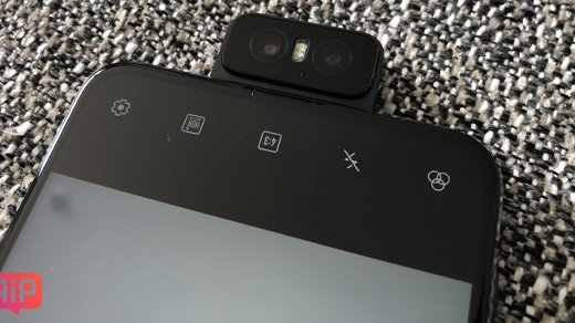 Обзор камеры Asus ZenFone 6: примеры видео