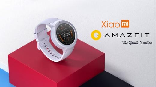 Amazfit Youth Edition: бюджетные «умные» часы отXiaomi