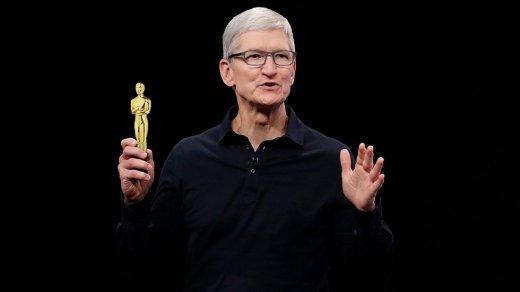 Apple нацелилась на«Оскар»