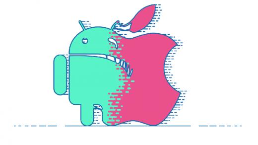 Huawei случайно признала превосходство iOS над Android