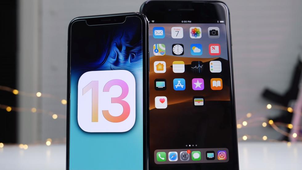 Какие устройства поддерживают iOS 13