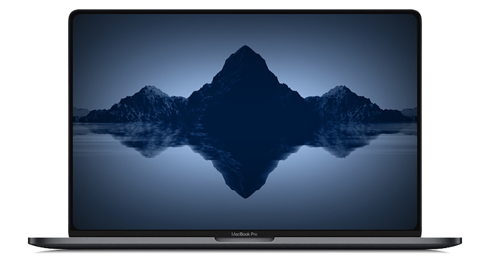 Названа дата выхода «безрамочного» MacBook Pro