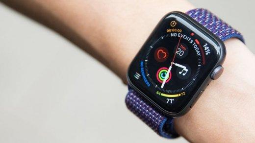 СApple Watch можно будет удалить стандартные приложения