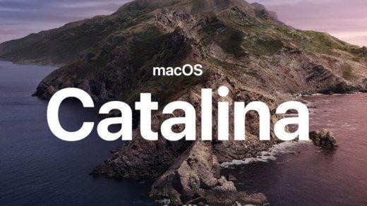 macOS 10.15Catalina представлена: что нового, полный список нововведений