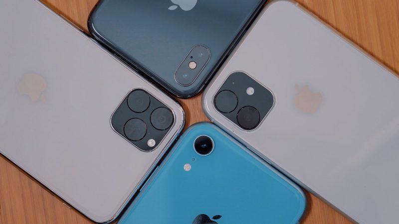 iPhone XI — все, что известно