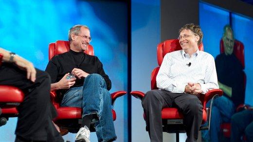 Билл Гейтс назвал ключевой дар Стива Джобса