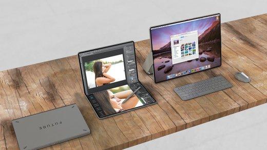 Инновация наподходе. Apple создает складной iPad споддержкой 5G