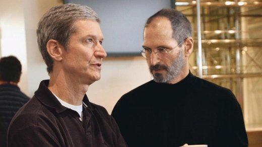 Стив Джобс критиковал Тима Кука за отсутствие интереса к устройствам