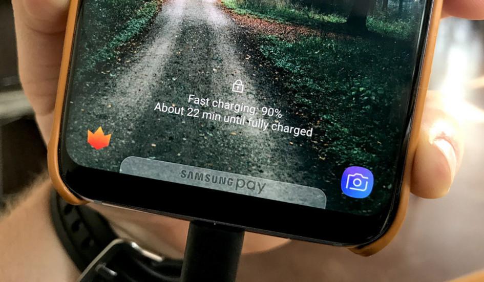 Samsung работает над аккумуляторами нового поколения