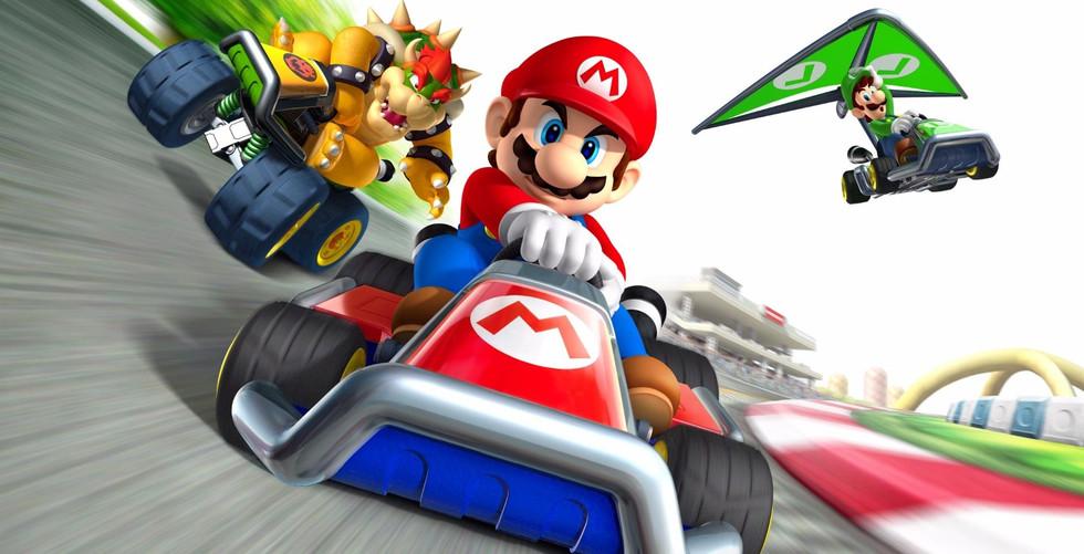 Nintendo анонсировали мобильную Mario Kart Tour