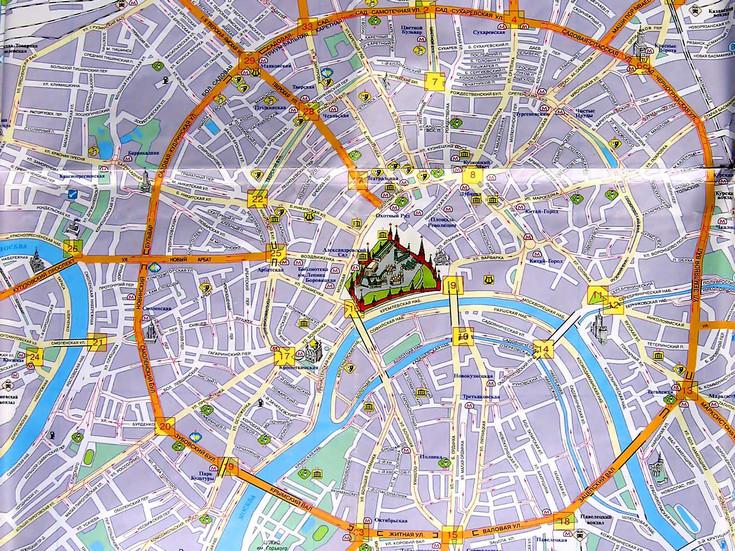 Сеть 5G запущена оператором TELE2 в Москве от Кремля до Садового Кольца