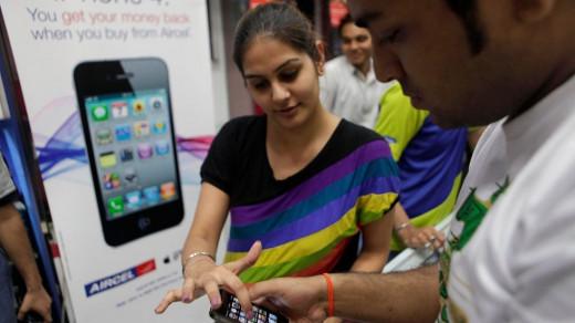 Apple в Индии