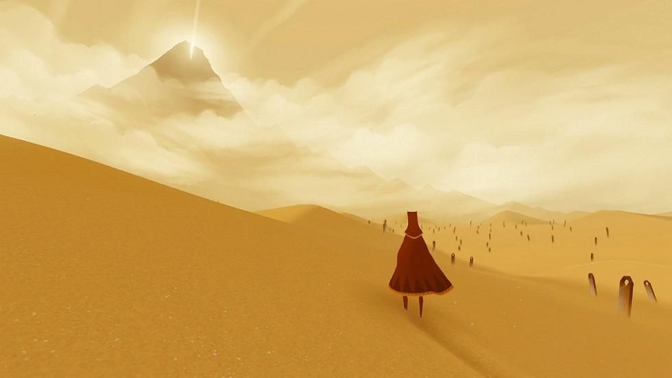 Journey вышла на iOS