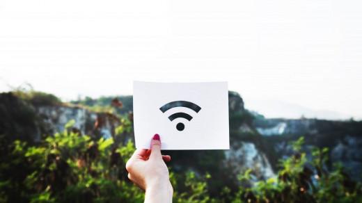 интернет в отпуске