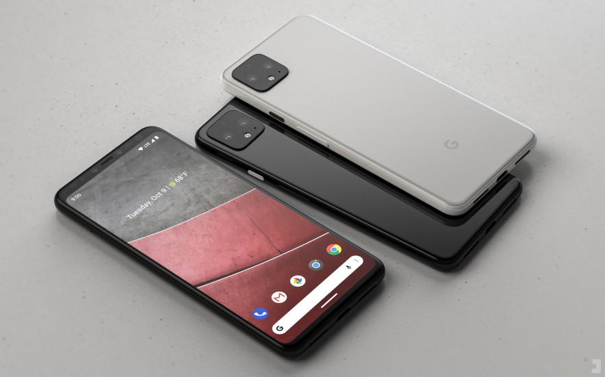 В Google Pixel 4 будет устранено 6 минусов Pixel 3