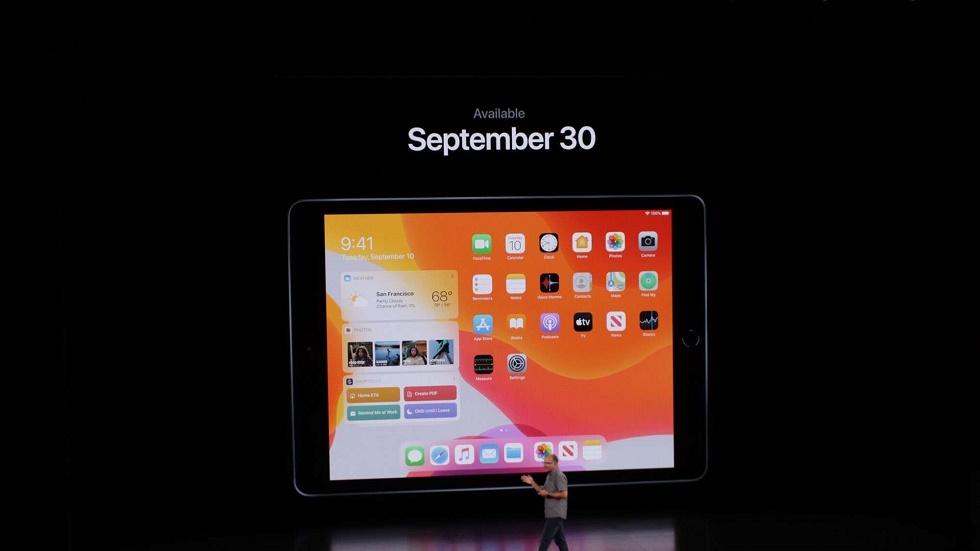 iPad 7-го поколения — обзор, характеристики, фото, цена