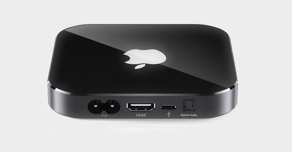 Apple TV приставка