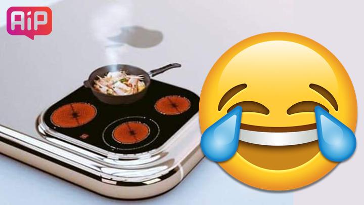 Базука Шварца, газовая плитка итрехглазый Тим Кук. Лучшие мемы про iPhone 11Pro