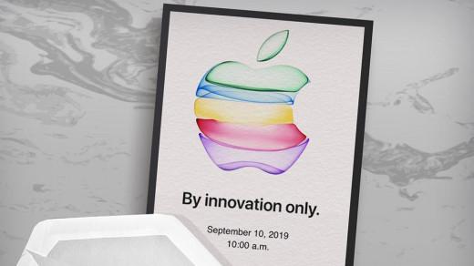 Где смотреть презентацию Apple 2019? Лучшие способы