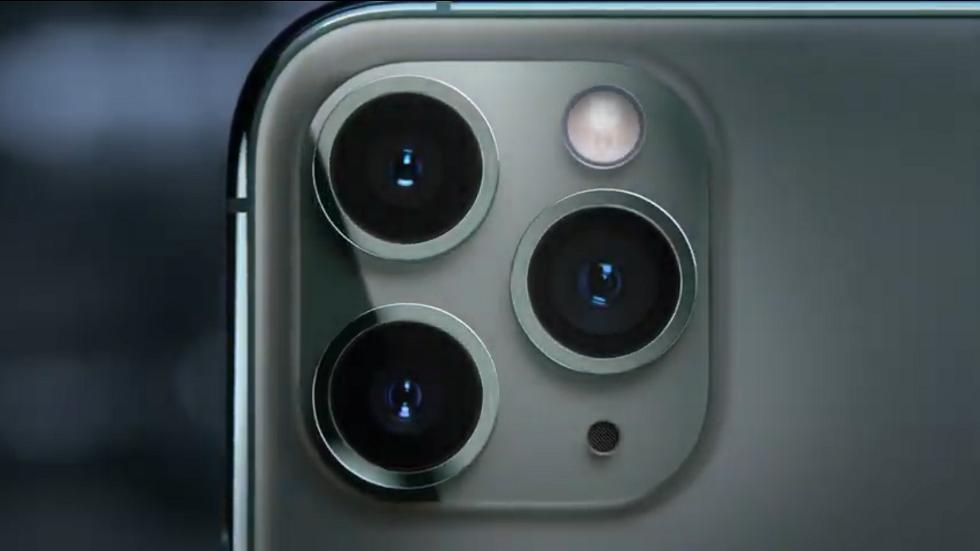 В сети появились первые снимки с iPhone 11 в ночном режиме