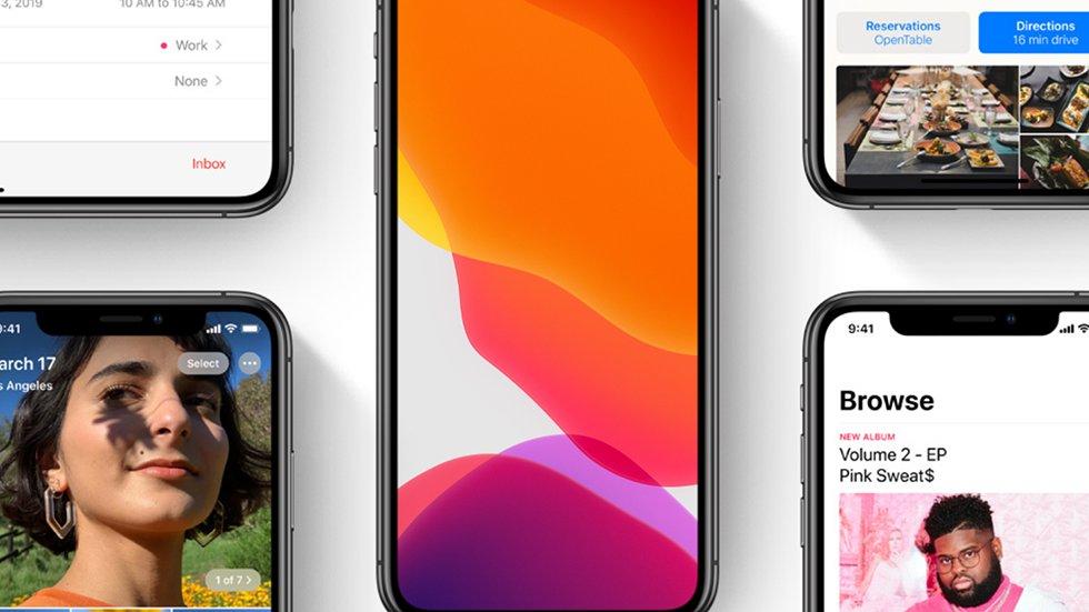 Apple рассказала, сколько пользователей установило iOS 13