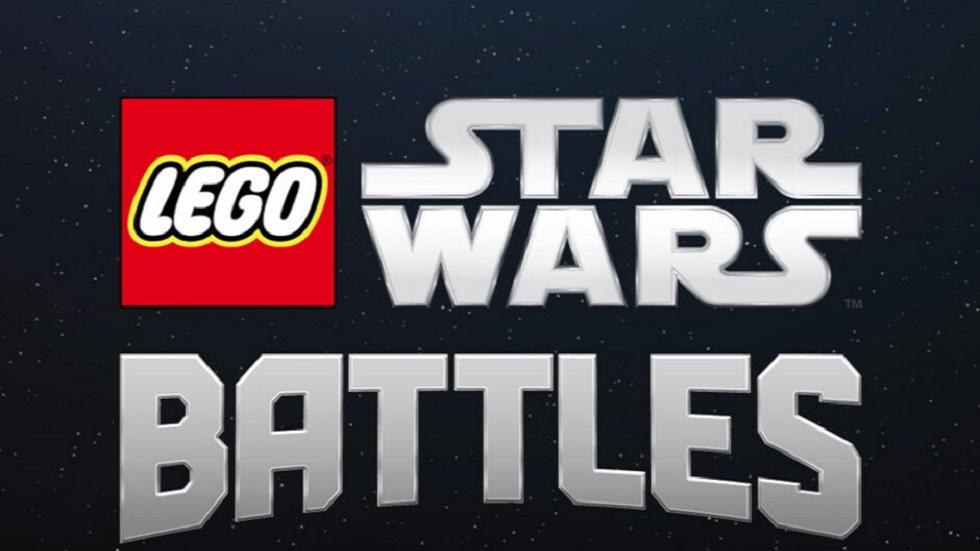 Lucasfilm выпустит игру LEGO Star Wars Battles для смартфонов