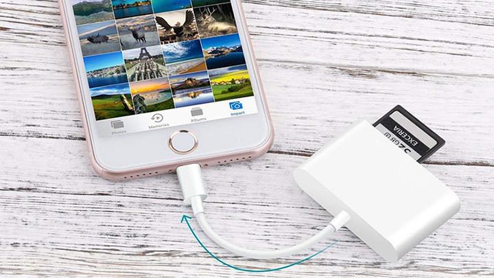 СiOS 13все айфоны поддерживают USB-флешки. Как подключить?