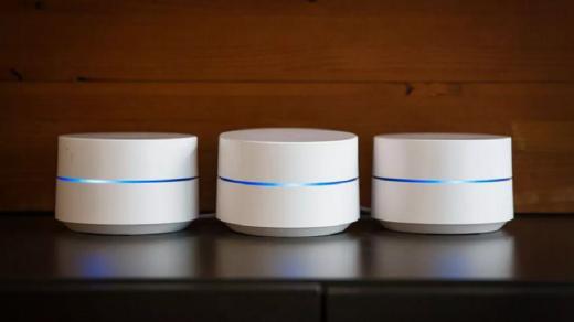 Nest Wifi от Google