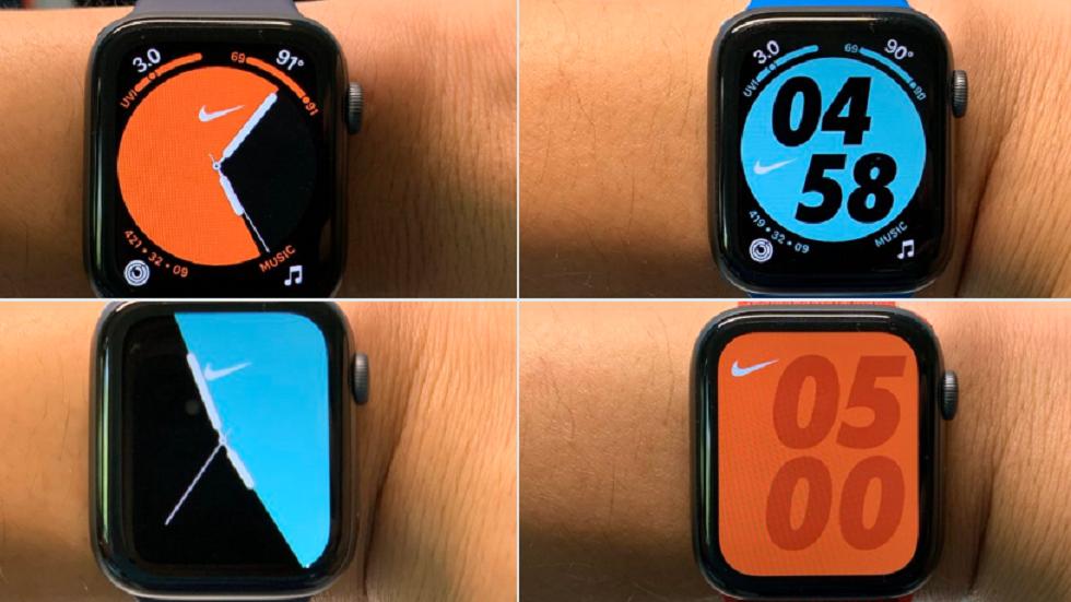 Новые циферблаты в watchOS 6