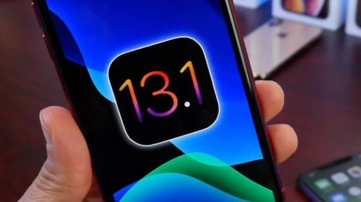 Сегодня выйдет iOS 13.1. Почему важно установить?
