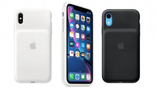 Смарт-чехлы для iPhone