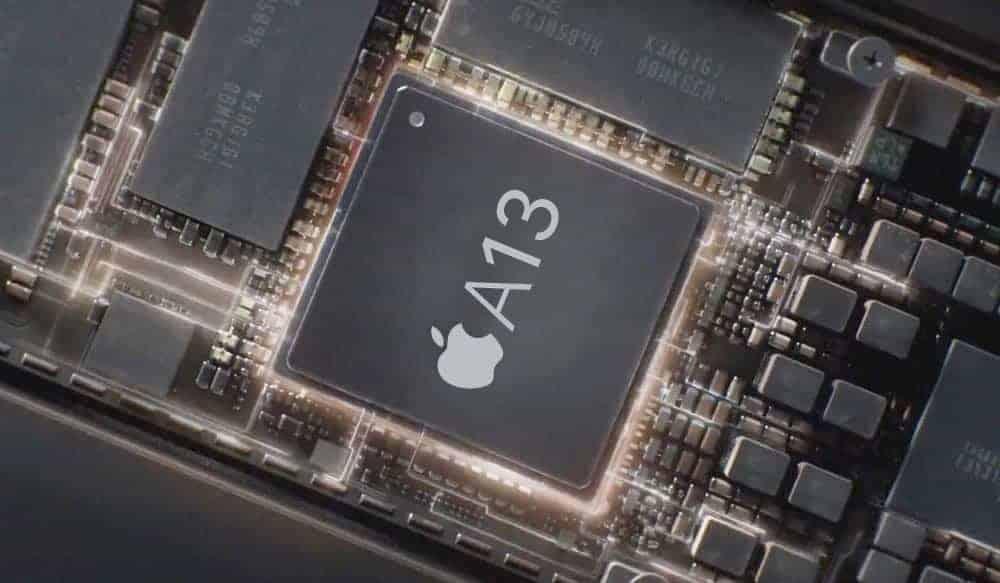 Чип U1 на iPhone
